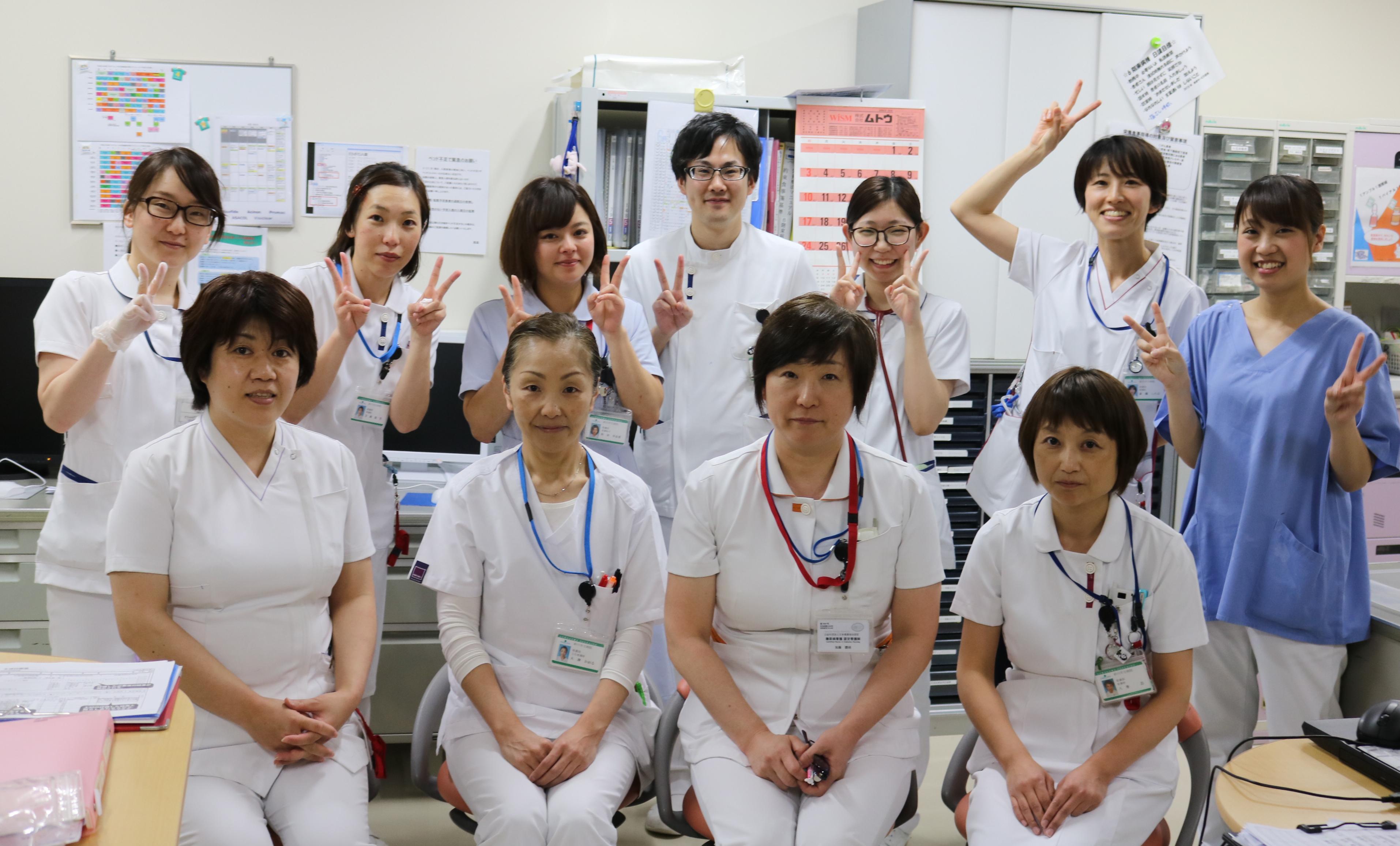 6階東病棟 消化器センター|看護...